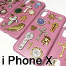 iPhone case X size 〈Pink〉