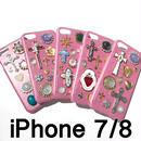 iPhone case 7/8 size 〈Pink〉