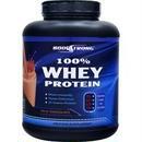 BodyStrong 100%ホエイプロテイン ミルクチョコレート風味  2,268g