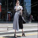 フレアミックススカート