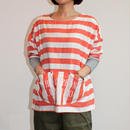 COVERING WEAR SHORT Ⅱ_ORANGE BORDER