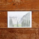 Yosemite Valley(ポストカード)