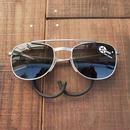 Dead stock pilot sunglasses(Black)1980's