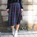 Made in UK Plaid skirt