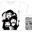 浅野いにお×THE 夏の魔物Tシャツ ホワイト