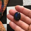 ラブラドライト(ディープブルー)No.2/天然石ルース(裸石)