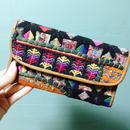 ラジャスタン 民族刺繍 長財布