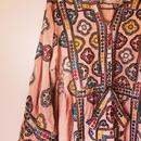 vintage baloch dress pink