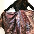 Ajrakh  long long flare skirt