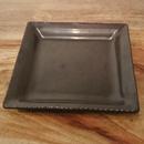 勘窯の角皿