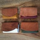 相馬さんの手縫いカードケース