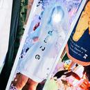 月の兎ねむいのBIGパーカー/HOMELESS PARTY.×神様ごっこ