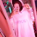 猫耳かわいいBIGTシャツ/魔法都市東京×HOMELESS PARTY.