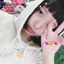絵文字天使の七分袖パーカーワンピース/NEOUSED
