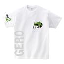 Tシャツ:二日酔い蛙