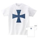 Tシャツ:デニムクロス