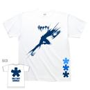 スポーツTシャツ:孤高のランナー01