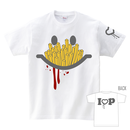 Tシャツ:I LOVE POTATO 02