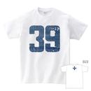 Tシャツ:デニム39