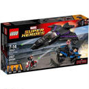 ブラックパンサー Black Panther レゴ LEGO おもちゃ Marvel Super Heroes Captain America: Civil War Pursuit Set