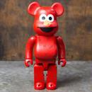 ベアブリック メディコム フィギュア・おもちゃ Medicom Medicom Sesame Street Elmo 400% Bearbrick Figure