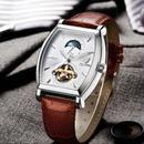 Tevise 自動巻き メンズ腕時計 機械式 ムーンフェイズ スポーツ ビジネス 海外大人気ブランド