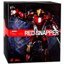 アイアンマン Iron Man ホットトイズ Hot Toys フィギュア おもちゃ 3 Power Pose Mark 35 Red Snapper 1/6 Collectible Figure