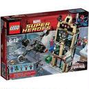 レゴ LEGO おもちゃ Marvel Super Heroes Ultimate Spider-Man Daily Bugle Showdown Set #76005