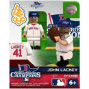 MLB Oyo フィギュア おもちゃ Boston Red Sox 2013 World Series Champions John Lackey Minifigure