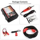 Autel POWERSCAN PS100 12V自動車サーキットテスター電気システム診断ツール電源プローブYD208 PT100