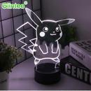ピカチュウ アクリルパネル LED発光 プレゼント クリスマス ギフトにも  pokemon ポケモンgo