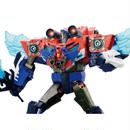トランスフォーマー タカラトミー TAKARA TOMY Transformers Adventure TAV-50 Hyper Surge Optimus Prime