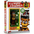 ファイヴナイツアットフレディーズ Five Nights at Freddy's マクファーレントイズ おもちゃ The Party Wall Micro Construction Set