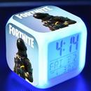 フォートナイト LEDデジタル目覚まし時計 ゲーム Fortnite    プレゼント クリスマス ギフトにも 8