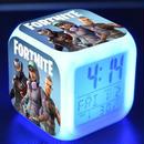 フォートナイト LEDデジタル目覚まし時計 ゲーム Fortnite    プレゼント クリスマス ギフトにも 9