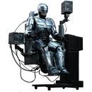 ロボコップ RoboCop ホットトイズ Hot Toys フィギュア おもちゃ Movie Masterpiece Diecast Robocop 1/6 Collectible Figure