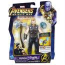 マイティ ソー Thor ハズブロ Hasbro Toys フィギュア おもちゃ Marvel Avengers: Infinity War Action Figure [with Stone]