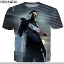 デッドバイデイライト 男性  女性 3D デザイン プリントTシャツ 男の子 半袖  12