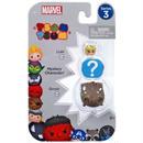 ロキ Loki ジャックスパシフィック Jakks Pacific フィギュア おもちゃ Marvel Tsum Tsum Series 3 & Groot 1-Inch Minifigure