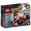 レゴ LEGO おもちゃ Speed Champions Scuderia Ferrari SF16-H Set #75879