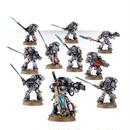 ウォーハンマー ゲームズワークショップ おもちゃ 40,000 Grey Knights Purifier / Strike / Interceptor / Purgation Squad
