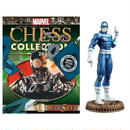 マーベル イーグルモスパブリケーションズ EAGLEMOSS PUBLICATIONS Marvel Chess Figure Collection #28 - Bullseye Black Pawn