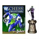 ディーシー イーグルモスパブリケーションズ EAGLEMOSS PUBLICATIONS DC Superhero Chess Figure Collection Joker Black King