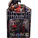 ミニメイツ Minimates ダイアモンド セレクト Diamond Select Toys フィギュア おもちゃ Battle Beasts MiniMates Vorin & Zik