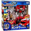 トランスフォーマー Transformers タカラトミー Takara / Tomy フィギュア おもちゃ Japanese GO! Ganoh Action Figure G03