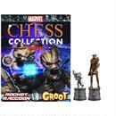 マーベル Marvel Chess Figure Collection Special Edition #2 - Rocket Raccoon & Groot