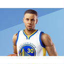 エヌビーエー エンターベイ ENTERBAY Motion Masterpiece NBA Collection 1/9 Scale Stephen Curry