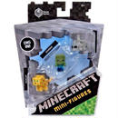 ゾンビ Zombie マテル Mattel Toys フィギュア おもちゃ Minecraft Stone Series 2 Ocelot, & Silverfish Mini Figure