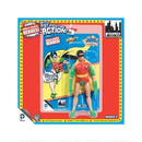 "ディーシー フィギュアーズトイ FIGURES TOY COMPANY DC Retro 8"" Super Powers Series 02 - Robin"