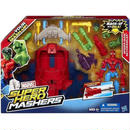 スパイダーマン Spider-Man ハズブロ Hasbro Toys フィギュア おもちゃ Marvel Super Hero Mashers Skycrawler Action Figure